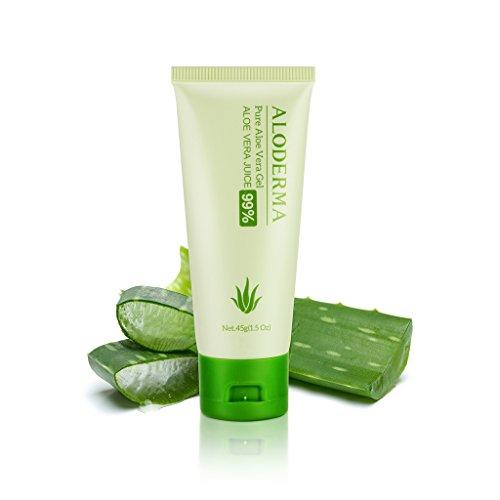 Aloe Vera Face Mask For Dry Skin - 9