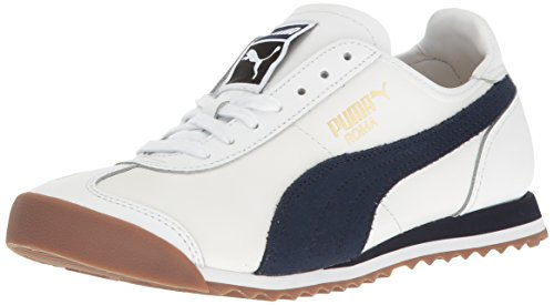 OG 80s Men's PUMA White Peacoat Fashion Puma Sneaker Roma tUEwa