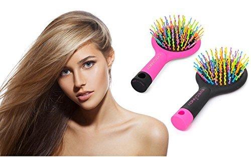 6 opinioni per Spazzola antistatica per capelli Magic Hair. Vari colori disponibili by Ducomi