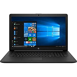 2020 HP 17.3″ Laptop Computer/ 8th Gen Intel Quad-Core i5-8265U Up to 3.9GHz/ 8GB DDR4 RAM/ 256GB PCIe SSD/ DVD/ Bluetooth 4.2/ USB 3.1/ HDMI/ Windows 10 Home/ Black