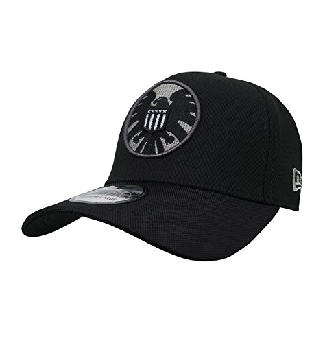 SHIELD Logo Armor 39Thirty Fitted New Era Hat- Large/XLarge (Shield New Era)