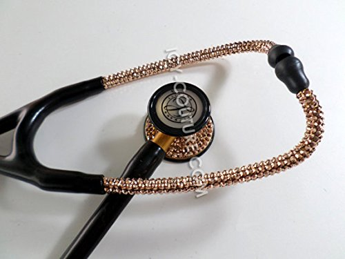 (ICY Couture Littmann Cardiology IV Stethoscope with Swarovski Crystals (27