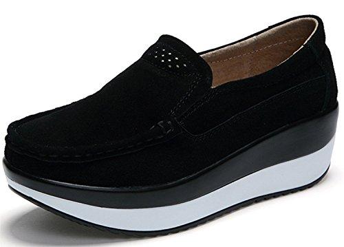 課す問い合わせる間欠(ダダウン)DADAWEN  ウォーキングシューズ レディース 厚底靴 スニーカー カジュアルシューズ 美脚 軽量 履き心地抜群 通学 通勤靴
