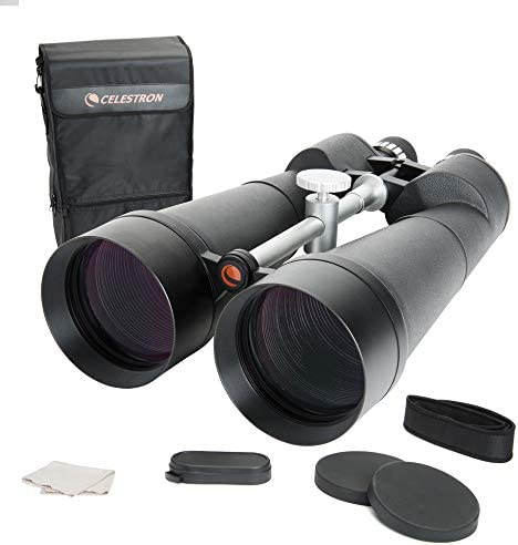 Celestron SkyMaster 25X100 Astro Binoculars Astronomy Binoculars with Deluxe Carrying Case Powerful Binoculars Ultra Sharp Focus