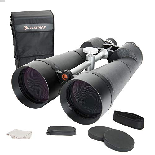 Celestron - SkyMaster 25X100 Astro Binoculars - Astronomy Binoculars with Deluxe Carrying Case - Powerful Binoculars - Ultra Sharp Focus
