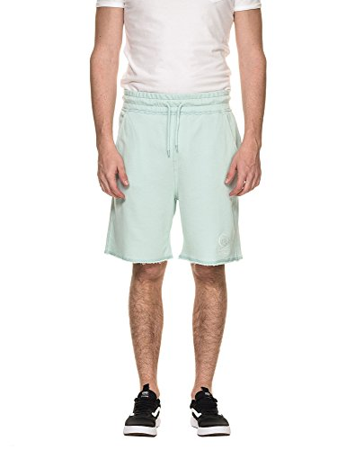 Franklin & Marshall Men's Fleece UNI Men's Green Shorts In Size M Green by Franklin & Marshall