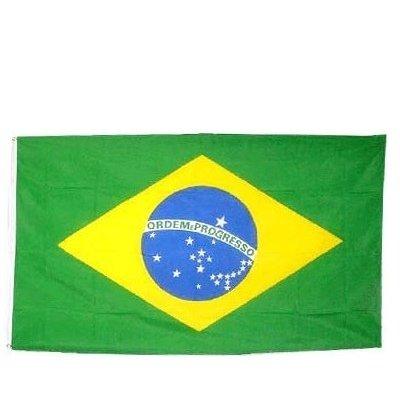 amazon com brazil flag 3x5 brand new 3ft x 5ft brazilian banner