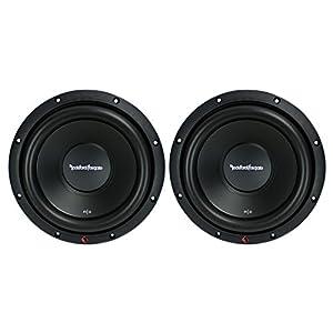 "2) New ROCKFORD FOSGATE R2D2-10 1000W 10"" 2-Ohm Car Audio Subwoofers Subs R2D210"
