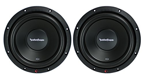Rockford Fosgate Car Speakers And Subwoofers (2) New ROCKFORD FOSGATE R2D2-10 1000W 10