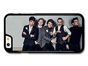 AMAF ? Accessories 1D One Direction Gang Funny Smiling case for iPhone 6