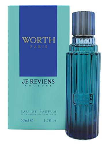 Je Reviens By Worth For Women. Couture Eau De Parfum Spray 1.7 Oz.
