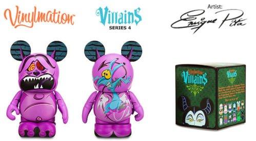 Villains Series 4 PAIN & PANIC Disney Vinylmation 3 inch Figure