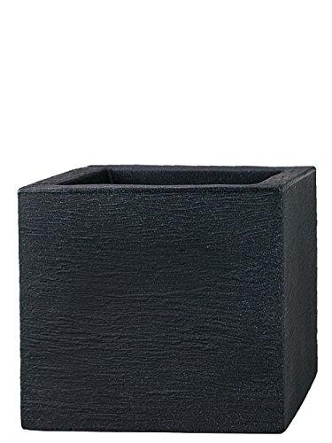 PFLANZWERK® Pflanzkübel Anthrazit Kunststoff BESTSELLER zum BESTPREIS *Größe auswählbar*Frostbeständig* *UV-Schutz* *Qualitätsware*