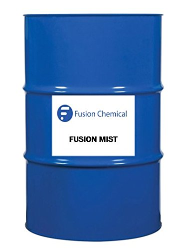 Fusion Mist-Improved coolant for Mist and Flood Cooling, 55 GAL DRUM by Chemical Fusion