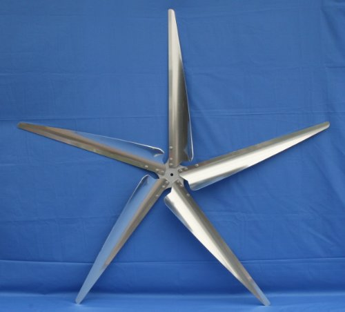 inch HyperSpin Aluminum Turbine Blades product image