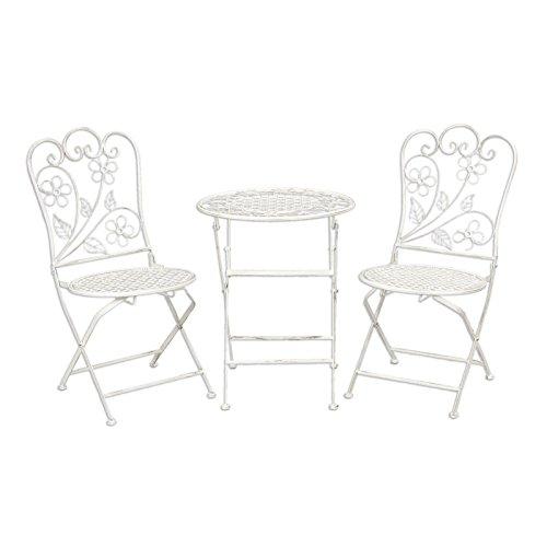 table et chaises de jardin pour enfant en mtal 40x49cm - Table Et Chaise De Jardin Pour Enfant