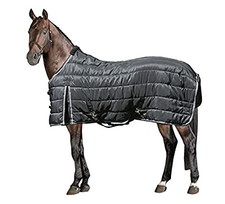 /Manta antimoscas Malla S Est/ándar con Correas Harry s Horse 32205024/ Marina /115/cm/