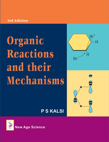 Organic Reactions and their Mechanisms ebook