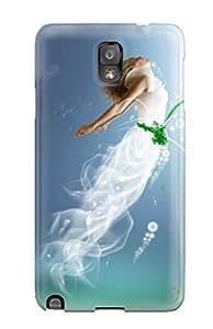 EuniceSchwab KsYERkg6568xoMHF Case For Galaxy Note 3 With Nice Women Appearance