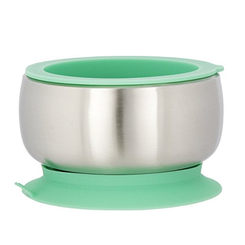 stainless steel baby bowl set - 7