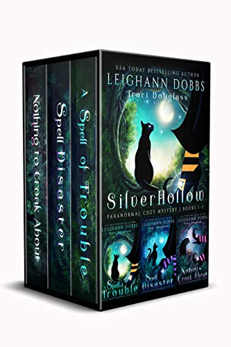 Silver Hollow Paranormal Cozy Mystery Books 1-3 (Silver Hollow Cozy Mysteries Box-Set Book 1) (Supernatural Silver)