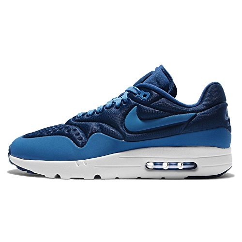 Nike Men's Air Max 1 Ultra Se Fitness Shoes, Grey Blue