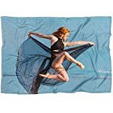 Westlake Art - Dance Dancer - Fleece Blanket - Picture Photography Soft Fuzzy Home Bedroom Living Room Decor Throw Lightweight Cozy Plush Microfiber Bed Couch - 60x80 Inch (64A20)