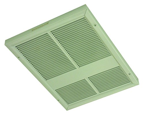 TPI F3386DRP Series 3380 Commercial Fan Forced Ceiling Heater, 23.1 Amps, 4.8KW ()