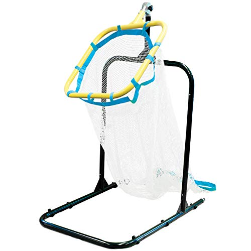 Park & Sun Sports Indoor/Outdoor Adjustable Target Net: Spectrum Precision Volleyball Trainer
