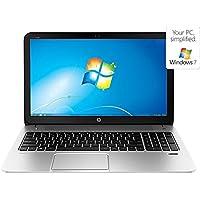 Hp Envy 15t (Non-touch) 15.6 Quad Laptop Computer w/ Windows 7 Home: Intel 4th Generation Quad Core I7-4700qm 2.4ghz, 8GB Memory, 1TB HDD Hard Drive,2GB Nvidia® Geforce® Gt 740m Graphics