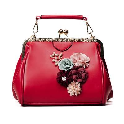 72b28b158a5e Amazon.com: DingXiong 2018 Luxury Women Handbags Ladies Purses PU ...