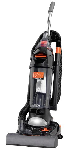 ROYAL Bagless, HEPA Upright Vacuum