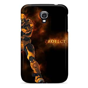 High-end Case Cover Protector For Galaxy S4(protect Me Cone)