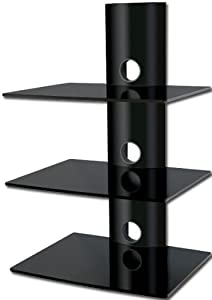 1home Bracketsales123 Multimedia Wandregal Tv Rack Rack Hifi Rack