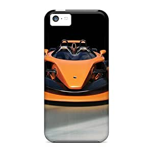 For JonathCo Iphone Protective Case, High Quality For Iphone 5c Hulme Canam Supercar Bear 1 Skin Case Cover