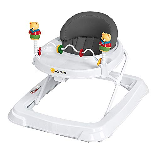 Find Discount C-Chain Baby Walker, Foldable Activity Baby Walker with Wheels, Activity Trend Walker ...