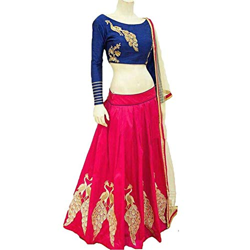 Buy Rajcreation For Women Latest Design Party Wear Wedding Lehenga Choli Of Navratri Diwali New Collection Of 2018 At Amazon In