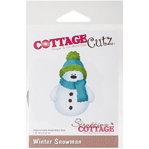 CottageCutz Die, Multi-Colour, 8.89 x 13.33 x 0.25 cm