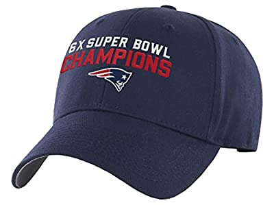 NFL Super Bowl SB52 Champions OTS All-Star Adjustable Hat