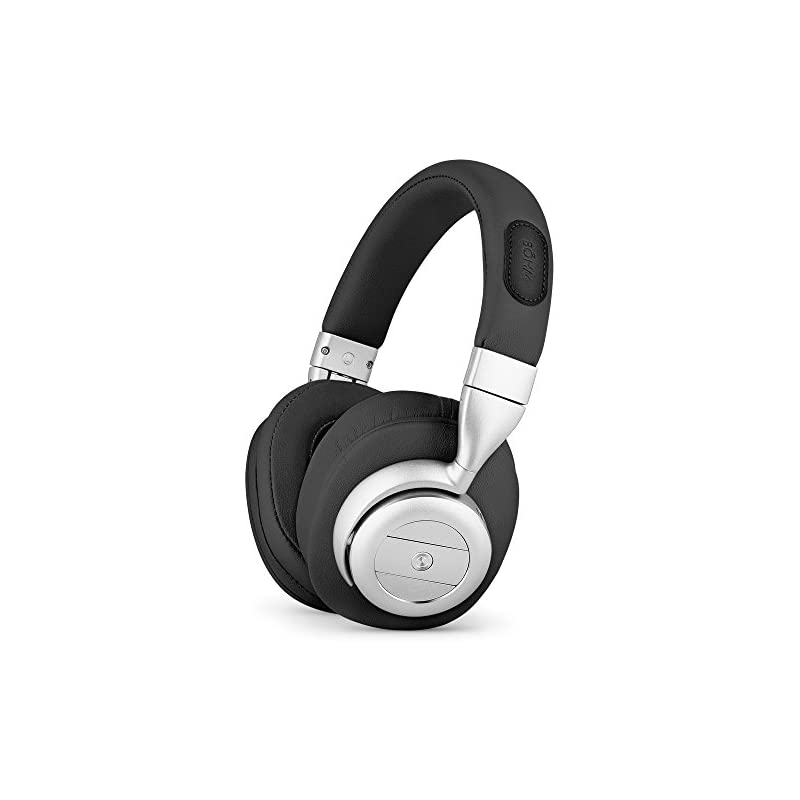 f001b15db80 BÖHM Wireless Bluetooth Over Ear Cushioned Headphones with Active Noise  Cancelling - B76