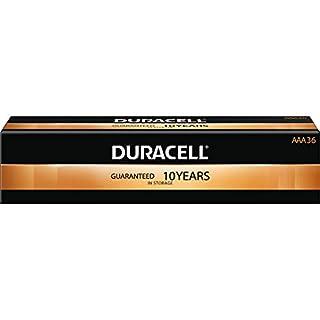 Procter & Gamble DURMN24P36 Duracell CopperTop Alkaline AAA Batteries