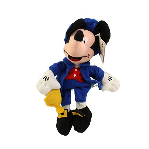 Discount Disney Bean Bag Mickey Mouse Paul Revere - Town Crier [Toy]