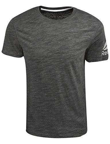 Reebok Elements T-Shirt Black Size Extra Large