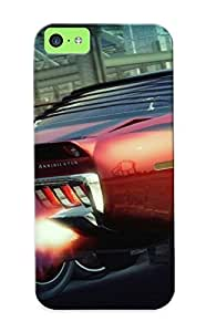 LJF phone case Nice iphone 4/4s Case Bumper Tpu Skin Cove Rwith Burnout Paradise Design For Thanksgiving Day Gift