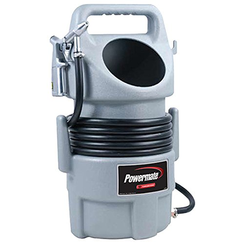 Powermate Vx 009-0367CT Air Sandblaster with 50-Pound Hopper