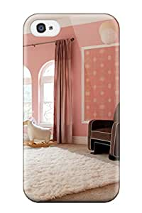 Best New Arrival Pretty Pink Baby Nursery For Iphone 4/4s Case Cover