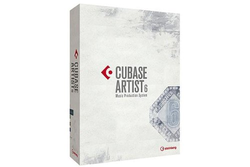 Steinberg Cubase Artist 6 Retail Multitrack Recording -