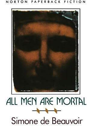 book cover of All Men Are Mortal