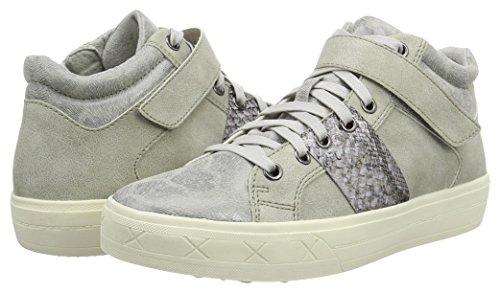 Women''s top Tamaris 237 Sneakers Grey stone Comb Low 25833 vdHHzqT