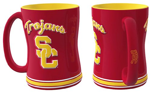 Southern California Trojans 15 oz Relief Mug - - Outlet Malls California